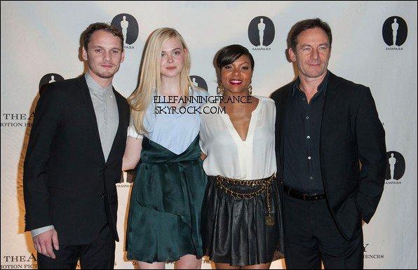 "07 Novembre : Elle était à ""The Academy Nicholl Fellowships In Screenwriting Awards"" à l'AMPAS à Beverly Hills !"