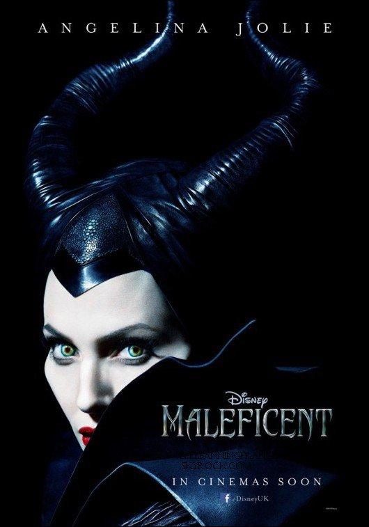 """Voici enfin un premier teaser de """"Maleficent"""" ainsi que le poster du film !"""