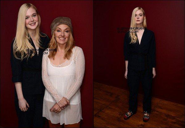 20 Janvier : Elle aux Portrait Studio de Getty Images et de Wirelmage ! (Partie 1)