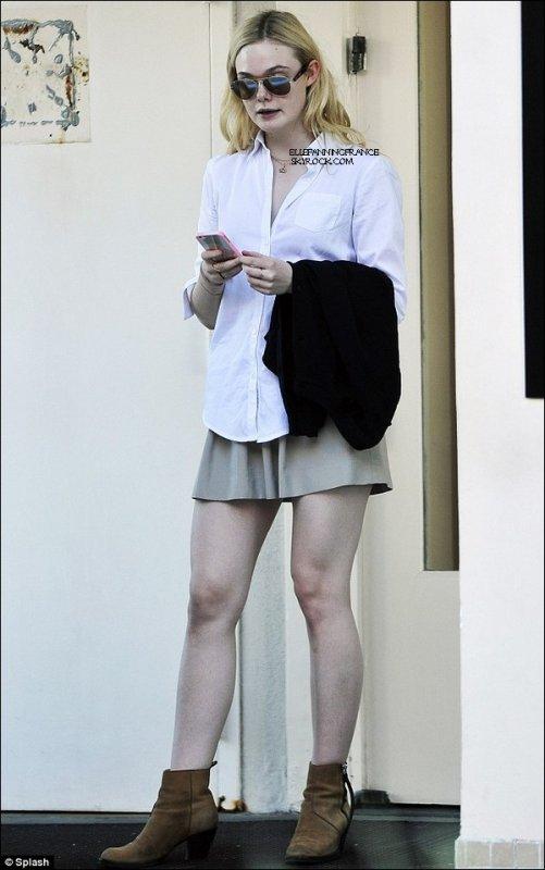 10 Février : Elle faisait du shopping sur Rodeo Drive à Beverly Hills !