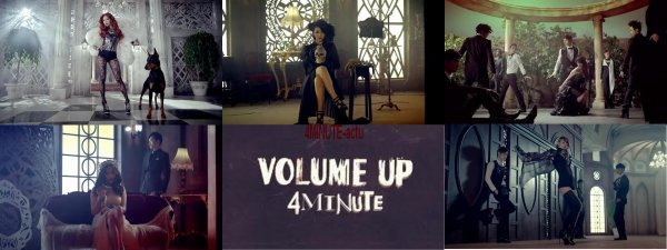 "mini album ""Volume Up"""