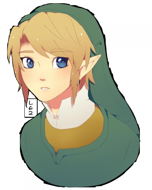 Link - Twilight Princess