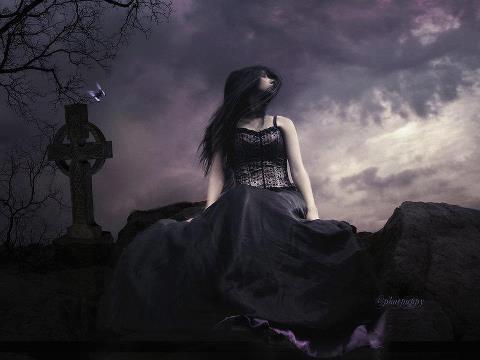 se laisser mourir d'amour et de douleur