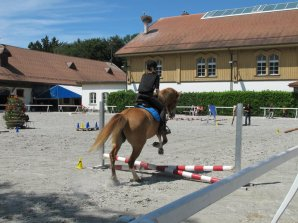 Horseathlon Avenches 2011
