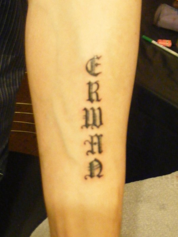 Tattoo De Sebastien Passion Tatouage