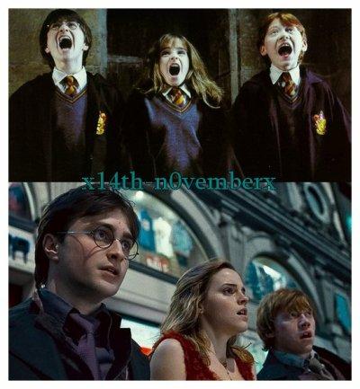 << Ne plains pas les morts, Harry, plains plutôt les vivants ...  en particulier ceux qui vivent sans amour >> Dumbledore