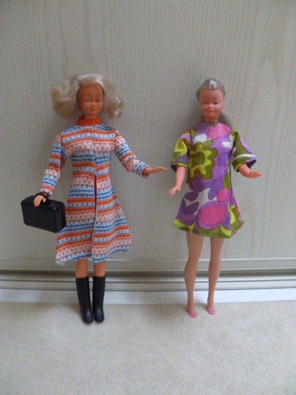 Ma participation aux JO de SJDolls - catégorie 4 mannequins jusqu'à 30 cms