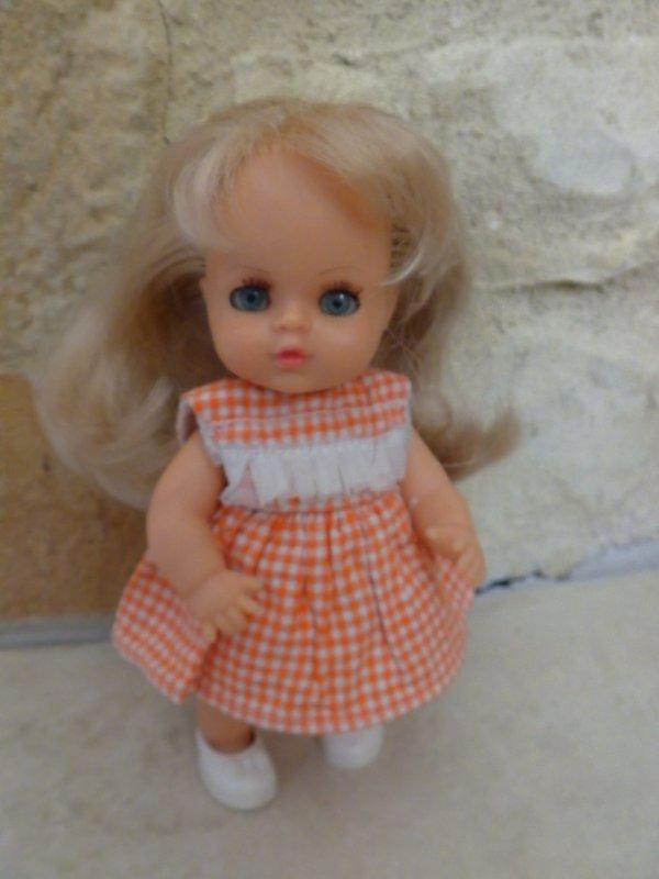 Deuxième poupée de ma nouvelle petite collection