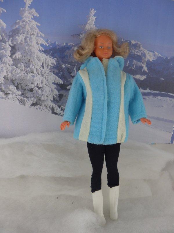 Vacances à la neige pour Mily