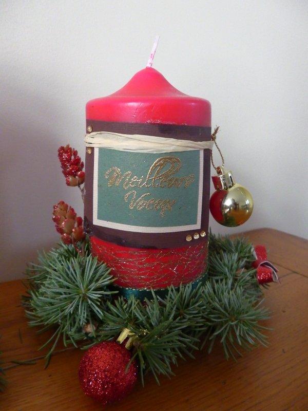 Décos de Noël - partie 1
