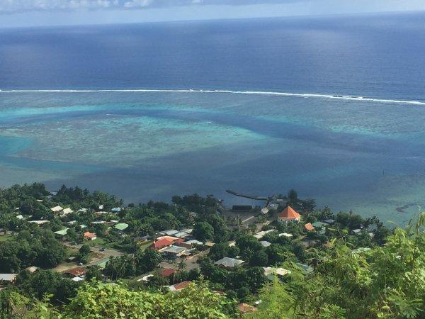 Mon voyade de rêve en Polynésie - MOOREA