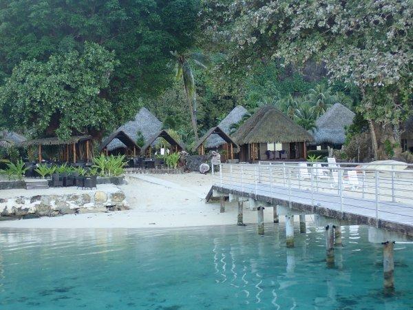 Mon voyade de rêve en Polynésie - HUAHINE