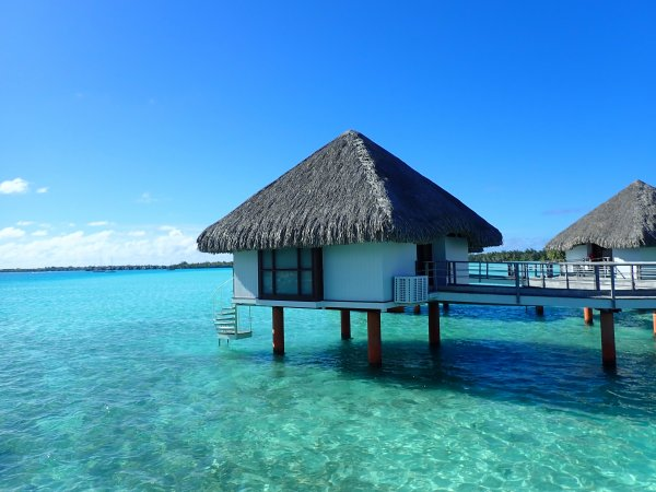 Mon voyade de rêve en Polynésie - BORA BORA