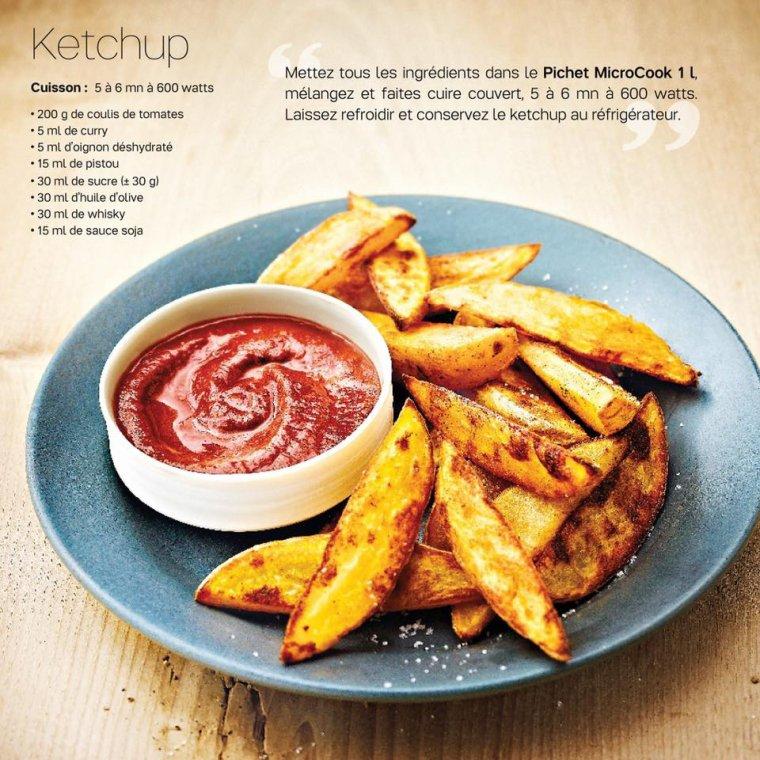 Avec le hamburger XXL de bonnes potatoes maison
