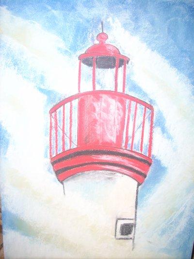 Phare ouistreham calvados et dessin phares de moi le - Dessin de phare ...