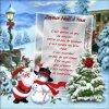 joyeux Noel a vous toutes et tous,amies amis bon réveillon bisous votre amie Rachelle