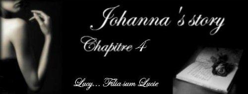 """Chapitre 4 ~ """"Lucy... Filia sum Lucie"""""""