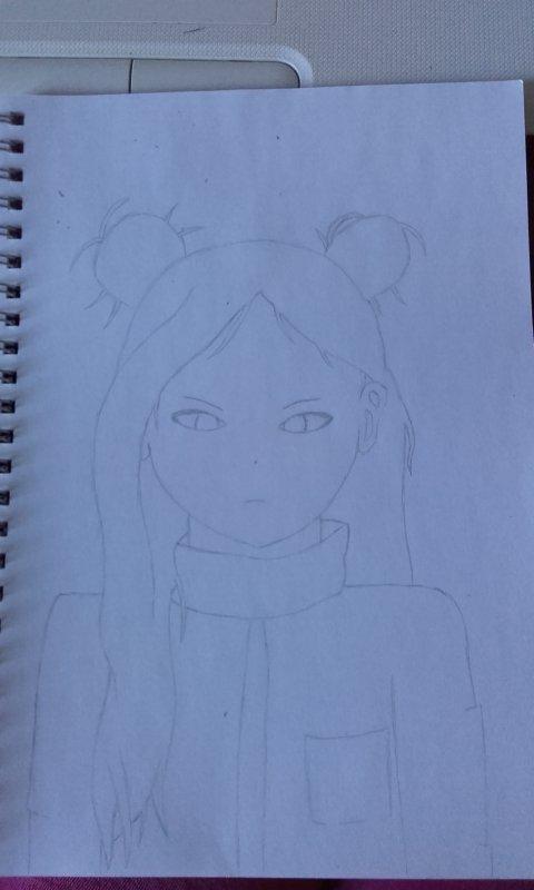 OC dessin fait par moi ~ sans modèle ewe