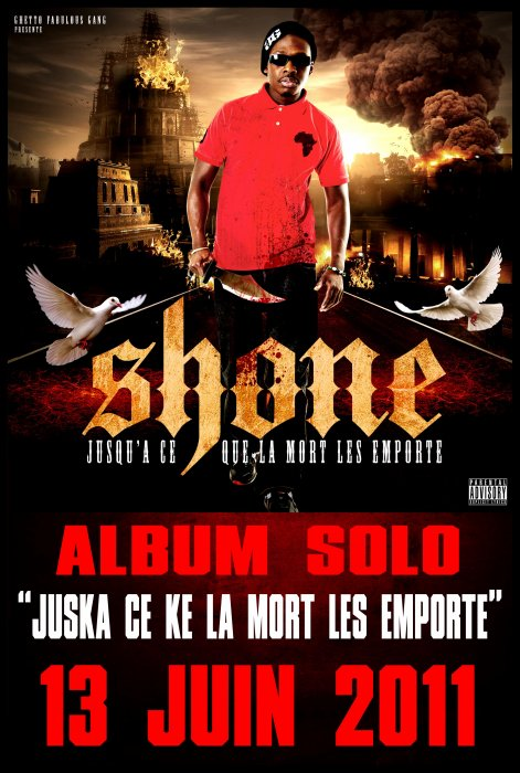 SHONE   ASSOCIATION DE MALFAITEURS DS LES BACS LE 20 AVRIL 2009