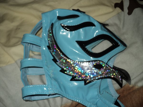 Mon masque rey mysterio