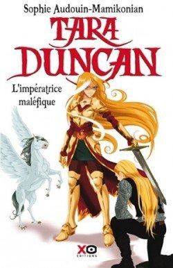 Tara Ducan 8 : L'Impératrice maléfique.