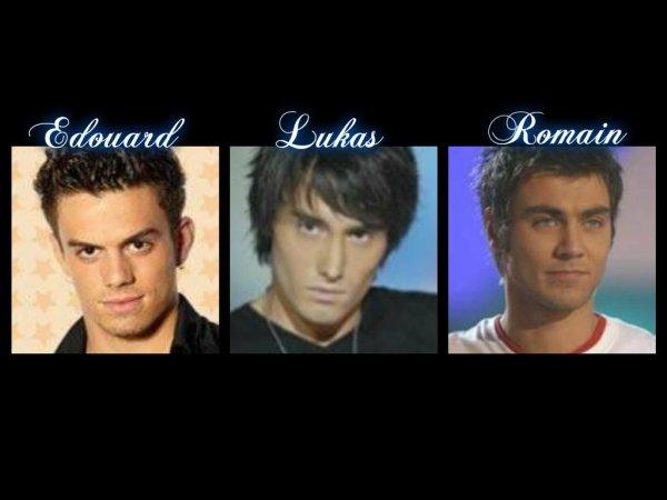 Semaine 7 : Edouard / Lukas / Romain