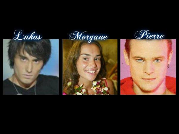 Semaine 10 : Lukas / Morganne / Pierre