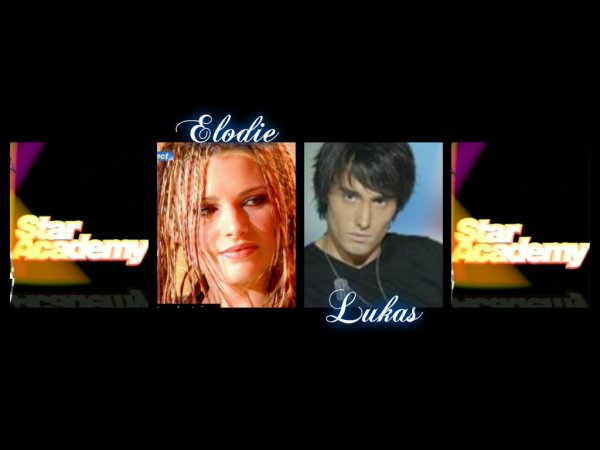 Semaine 11 : Elodie / Lukas