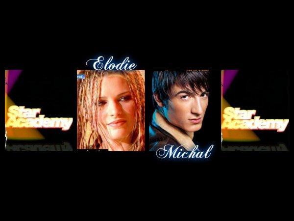 Finale : Elodie / Michal