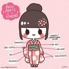 Basic yukata # Shinuka # Yukina