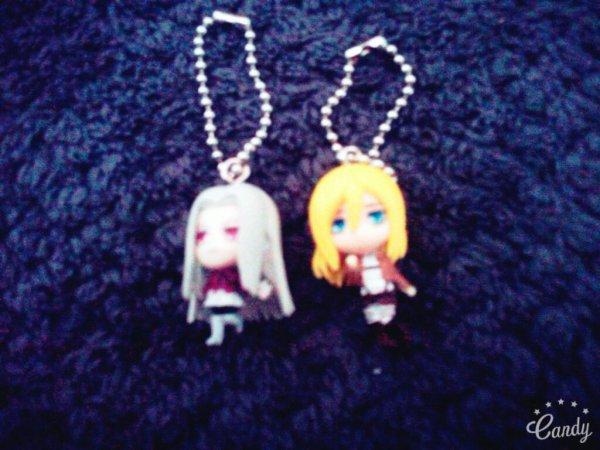 Trop contente de mes achats ^^ # Yukina