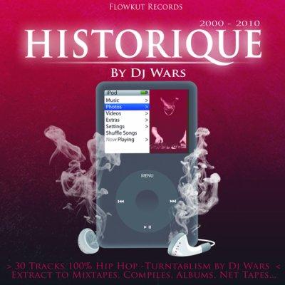 HISTORIQUE Vol.1 by DJ WARS