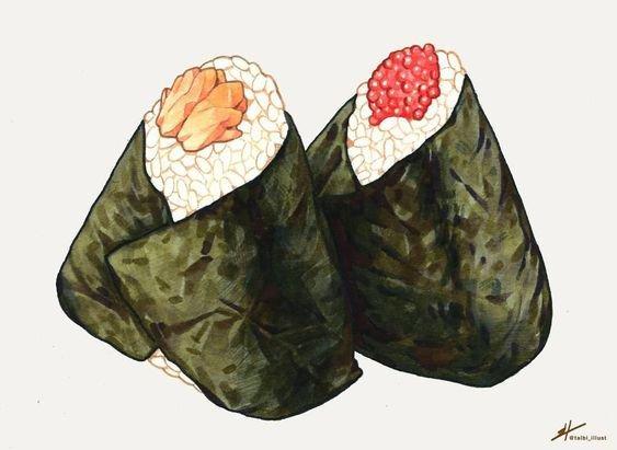 I - Restaurants japonais à Paris : Les onigiri