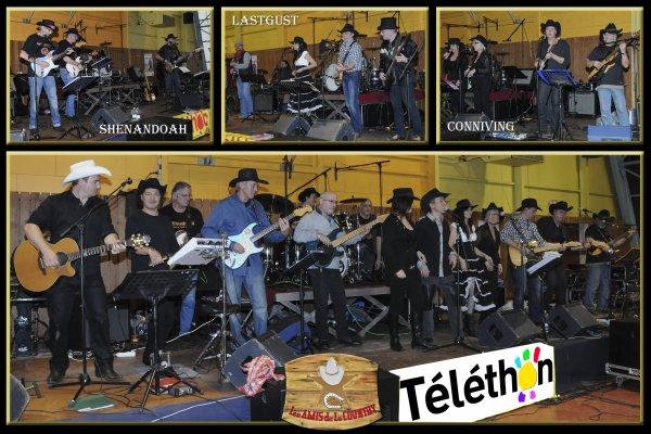 Téléthon Florange - 4 décembre 2011