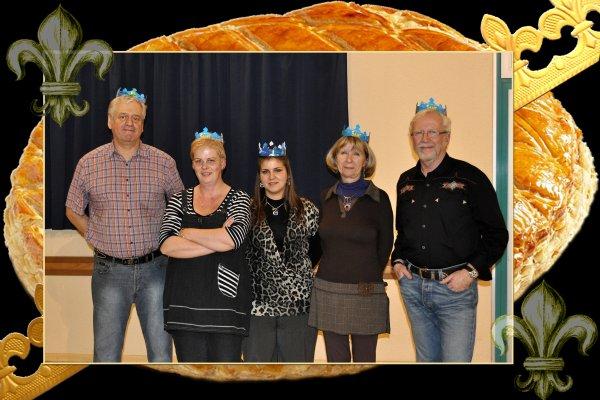 Galette des Rois - Mardi 10 janvier 2012