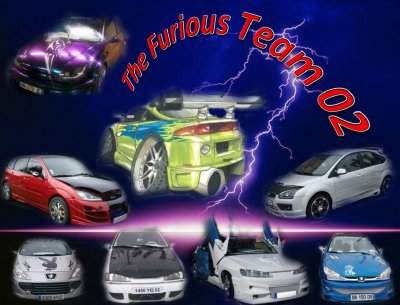 THE FURIOUS TEAM 02