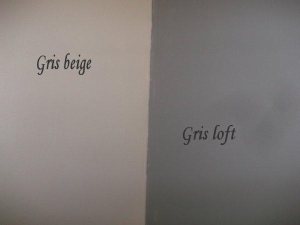 Week end du 9 10 11 et 12 novembre 2012 un reve une vie une maison - Chambre grise et beige ...