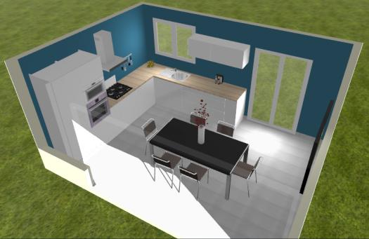 La cuisine ... suite