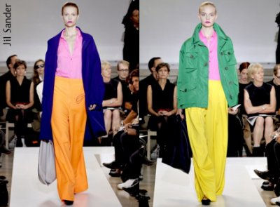 LA TENDANCE COLOR BLOCK