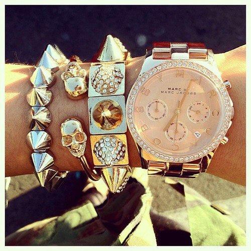 Les montres ...