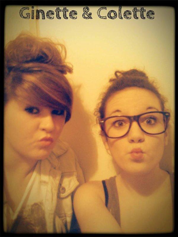 Ginette & Colette <3