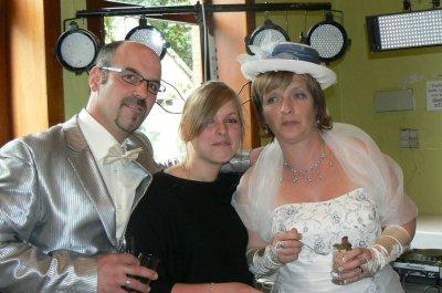 Mariage de maman et beau pere :D