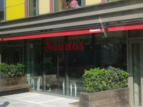 Nandos ♥♥