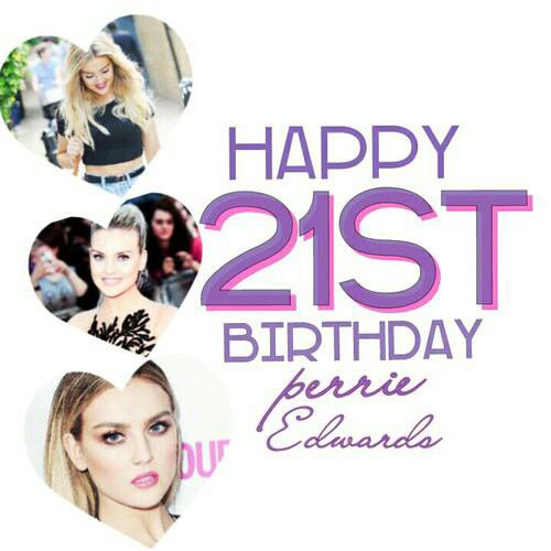 Happy Birthday Perrie ♥