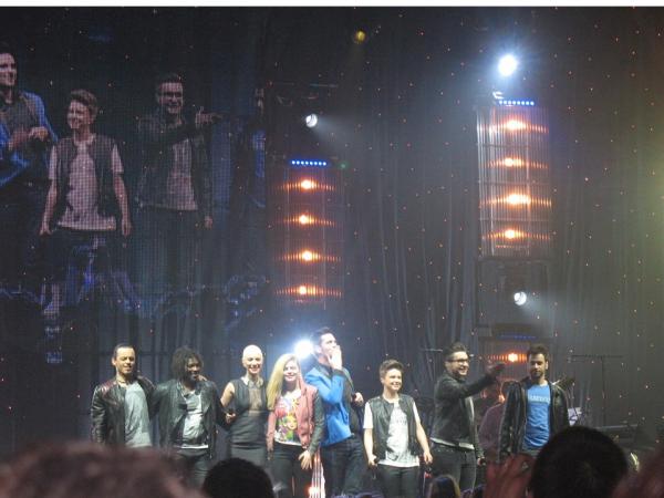 The Voice Tour 2013 ! Une soirée extraordinaire <3