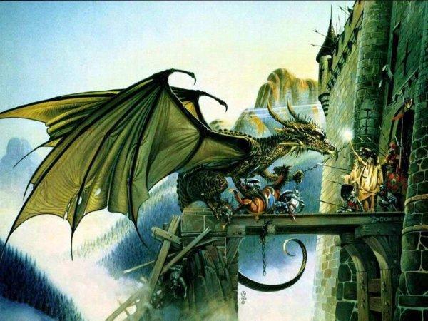 Dragons 12