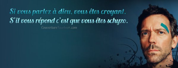 Citations (Docteur House)
