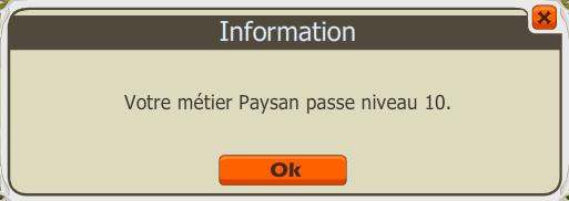 Métier Paysan