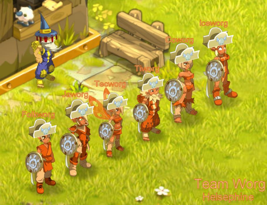 [Team Worg]