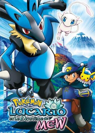 Pokemon film 8 : Lucario et le mystère de Mew